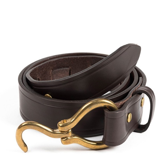 HOOFPICK BELT (dark brown)