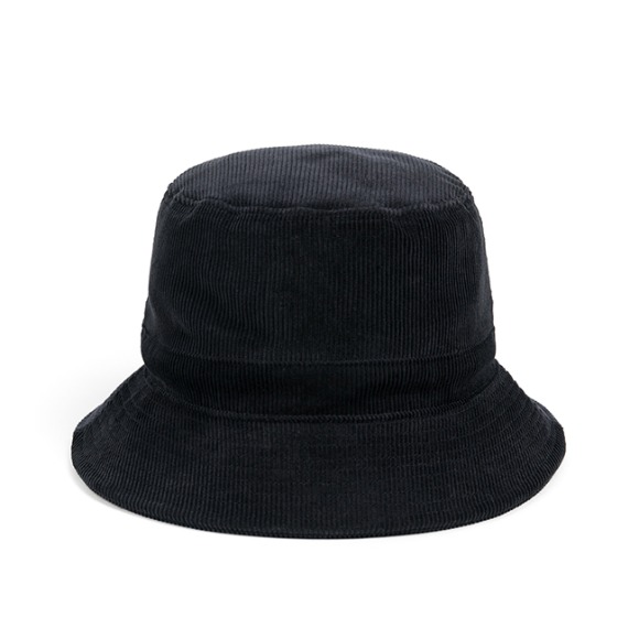 PL CORDUROY BUCKET HAT (navy)