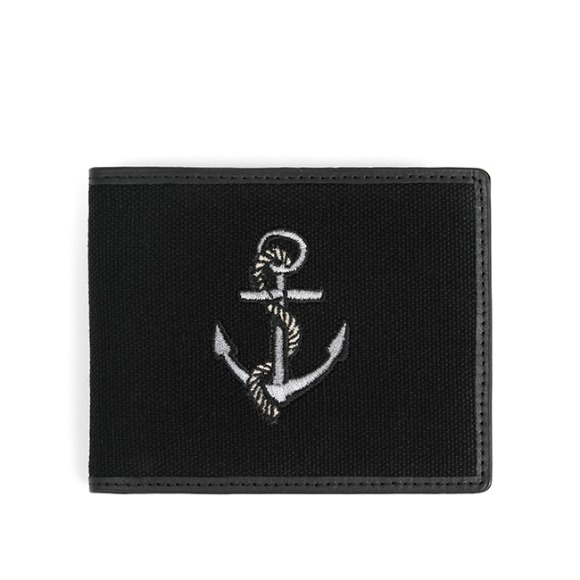 ANCHOR WALLET (black)