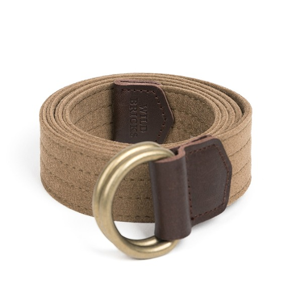 CHAMUDE D-RING BELT (beige)